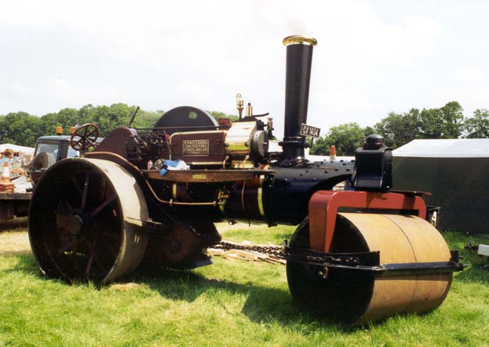 1930 Fowler 6nhp 8 ton DNB Road Roller - Margaret