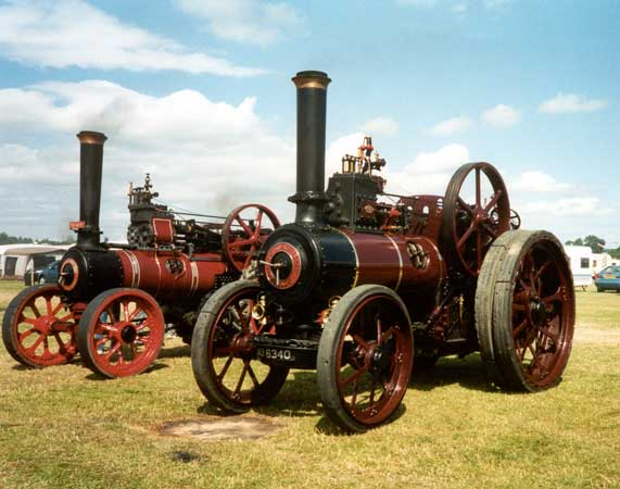 ruston hornsby engine dating services